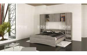 Спалня със секция Сити 486