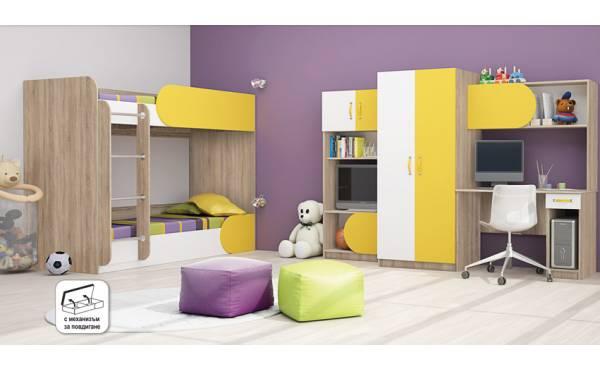 детски стаи за момичета