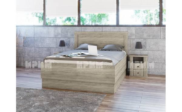 Спалня Сити 7031 с нощни шкафчета