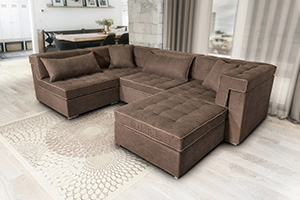 П-образни дивани 3